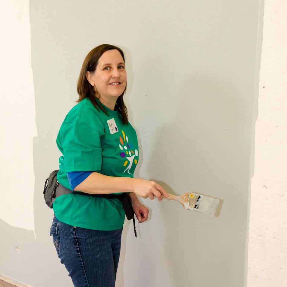 Community Service - Painting