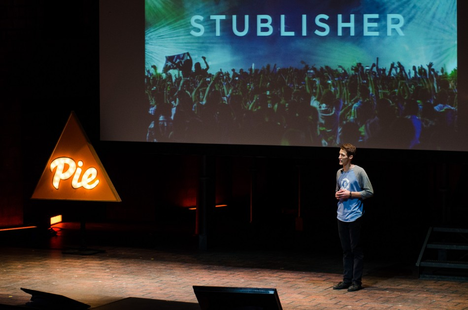Kyle Banuelos introduces Stublisher