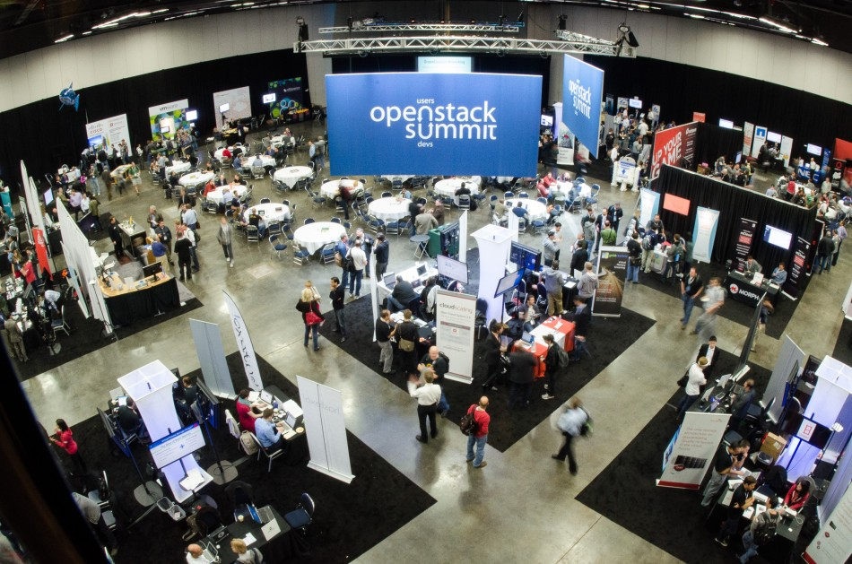 OpenStack Summit Vendor Expo
