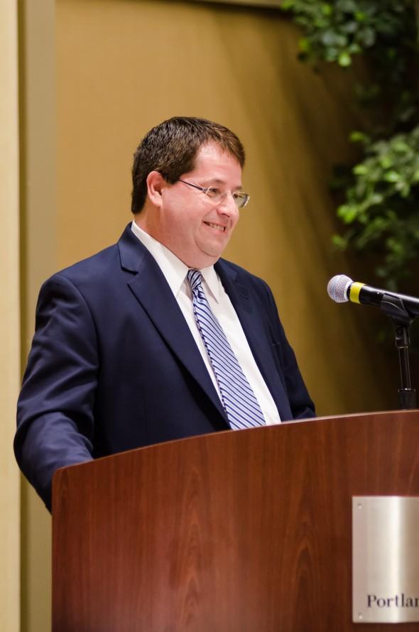Portland Keynote Event Speaker