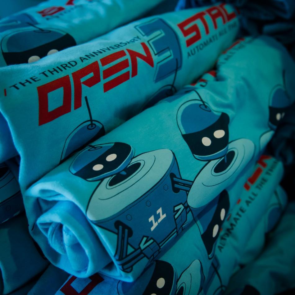 OpenStack - Third Birthday T-Shirts