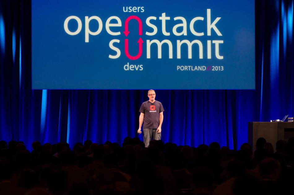 Mark Collier - OpenStack Summit Keynote Emcee