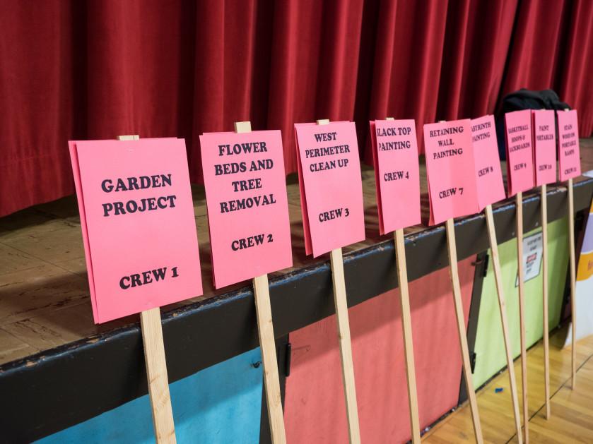 Portland Event Photography - Glenfair Elementary School