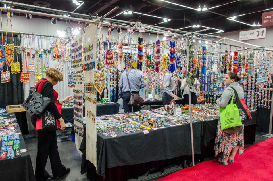 Convention Center Trade Show Photography