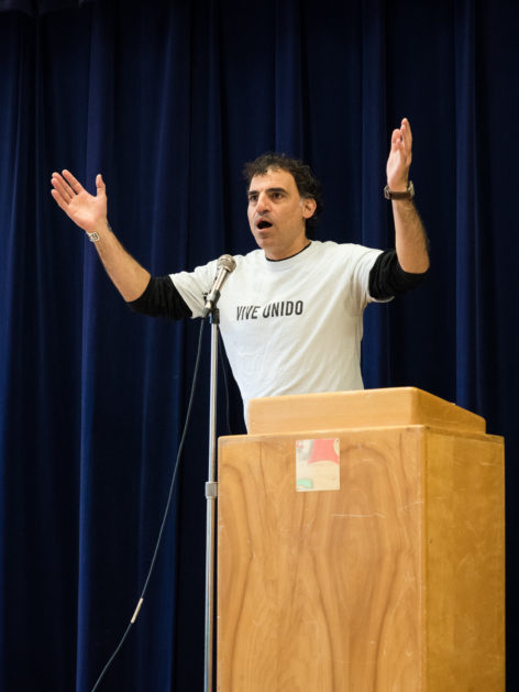 Portland Nonprofit Event Speaker
